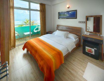Beach Sunrise Inn  Maldives Deluxe Beach View
